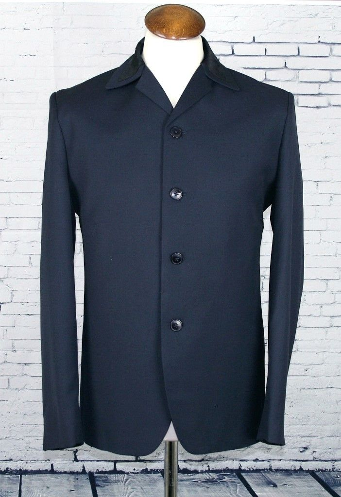 """Harrison"" Navy Beatle Hard Days Night Suit"