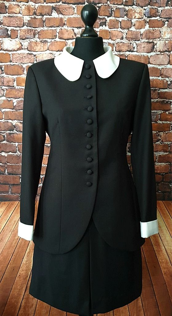 The Womens Penny Black Two Piece Suit